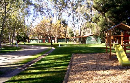 Corowa Caravan Park - Accommodation Rockhampton