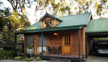 Cottages On Edward - Accommodation Rockhampton