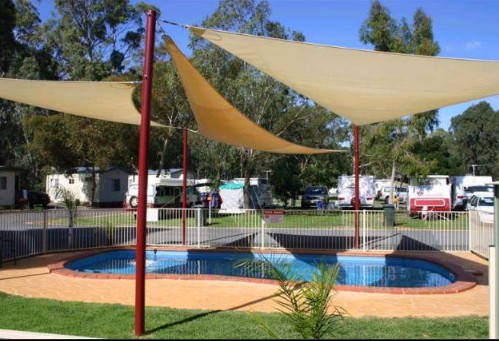 Deniliquin Riverside Caravan Park - Accommodation Rockhampton