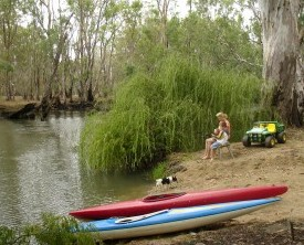 Gulpa Retreat Tourist Park - Accommodation Rockhampton