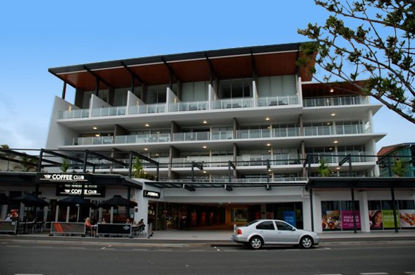 Echelon Apartments Yeppoon - Accommodation Rockhampton