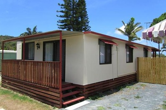 BIG4 Capricorn Palms Holiday Village - Accommodation Rockhampton