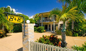 While Away Bed and Breakfast - Accommodation Rockhampton