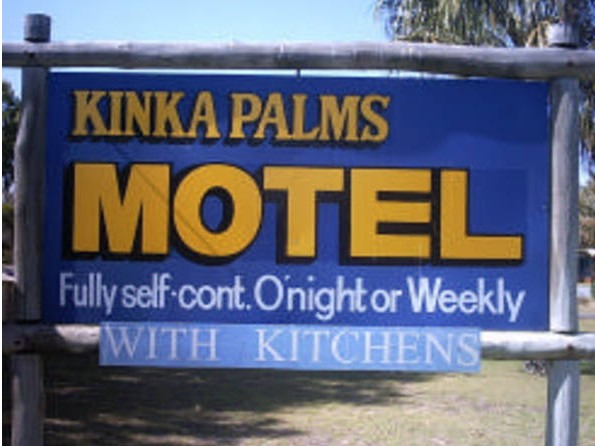 Kinka Palms Beachfront Apartments / Motel - Accommodation Rockhampton