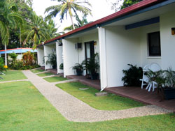 Sunlover Lodge Holiday Units and Cabins - Accommodation Rockhampton