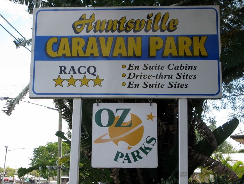 Huntsville Caravan Park - Accommodation Rockhampton