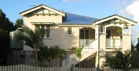 Eco Queenslander Holiday Home and BB - Accommodation Rockhampton