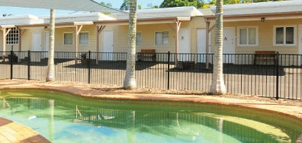 Ned Kellys Motel - Accommodation Rockhampton