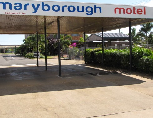 Maryborough Motel and Conference Centre - Accommodation Rockhampton