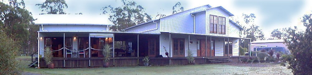 Tin Peaks Bed and Breakfast - Accommodation Rockhampton