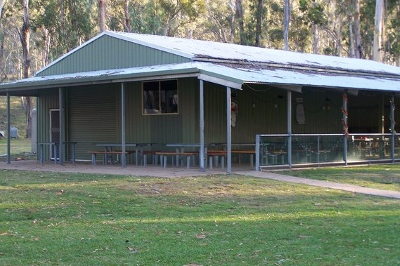 Goomburra Valley Campground - Accommodation Rockhampton
