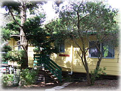 Queen Mary Falls Caravan Park and Cabins - Accommodation Rockhampton