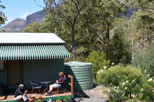 Cave Rock Cottages - Accommodation Rockhampton