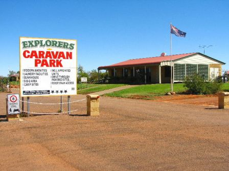 Explorers Caravan Park - Accommodation Rockhampton