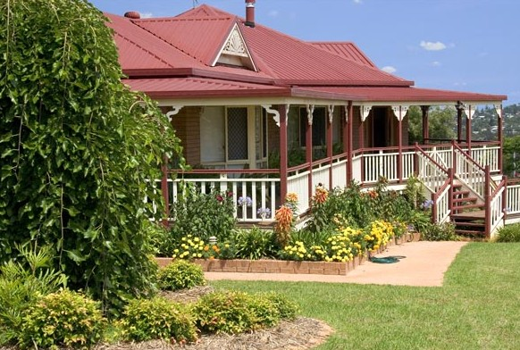 Rock-Al-Roy Bed and Breakfast - Accommodation Rockhampton
