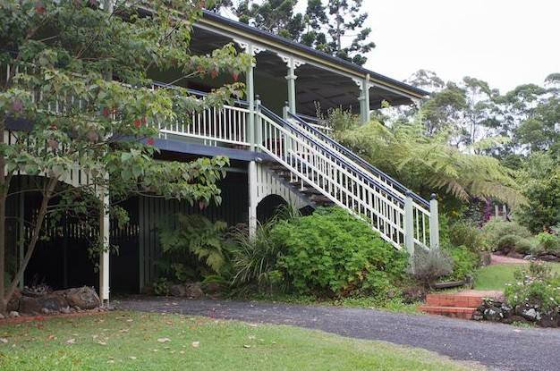 The Cottage at The Sanctuary Bed and Breakfast - Accommodation Rockhampton