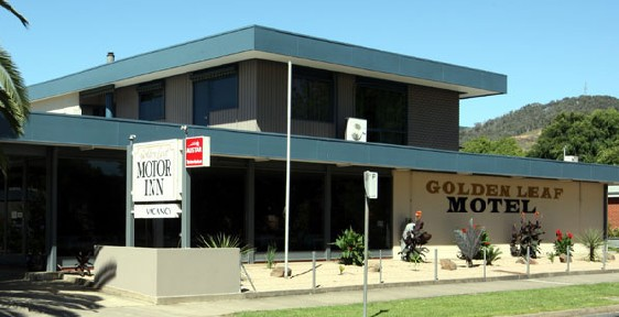 Golden Leaf Motel - Accommodation Rockhampton