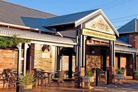 Langtrees Guest Hotel - Accommodation Rockhampton