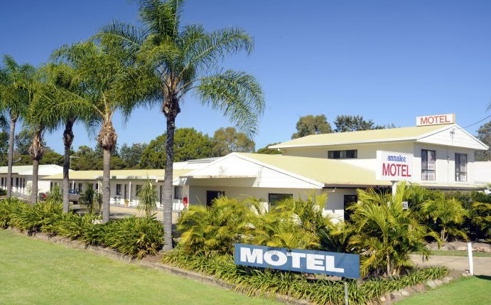 Annalee Motel Beaudesert - Accommodation Rockhampton