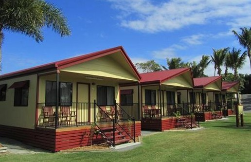 Big 4 Capricorn Palms Holiday Village - Accommodation Rockhampton