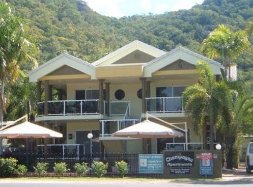 Champagne Apartments - Accommodation Rockhampton