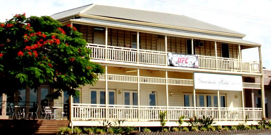 Gracemere Hotel - Accommodation Rockhampton