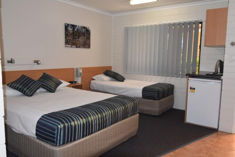 Billabong Motor Inn - Accommodation Rockhampton
