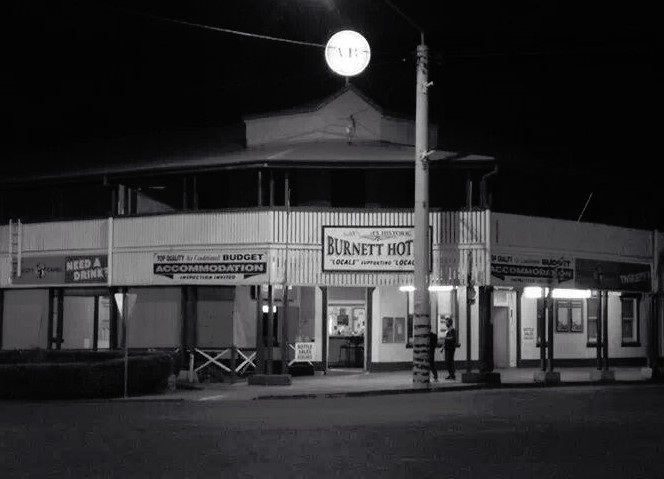 Burnett Hotel - Accommodation Rockhampton