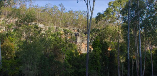 Cania Gorge Tourist Retreat - Accommodation Rockhampton
