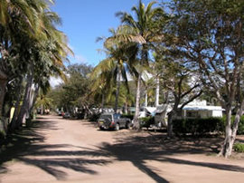 Alva Beach Tourist Park - Accommodation Rockhampton