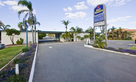 Best Western Hospitality Inn Geraldton - Accommodation Rockhampton