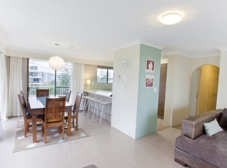 Capricornia Apartments - Accommodation Rockhampton