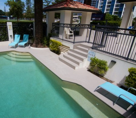 Island Beach Resort - Accommodation Rockhampton