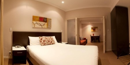 Quest on King William - Accommodation Rockhampton