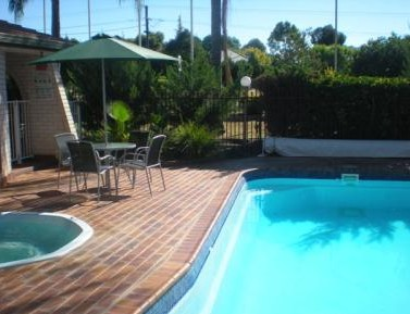Tamworth Motor Inn - Accommodation Rockhampton