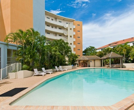 Rays Resort Apartments - Accommodation Rockhampton