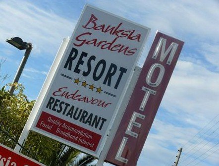 Banksia Gardens Resort Motel - Accommodation Rockhampton