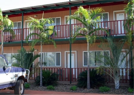 Broome Motel - Accommodation Rockhampton