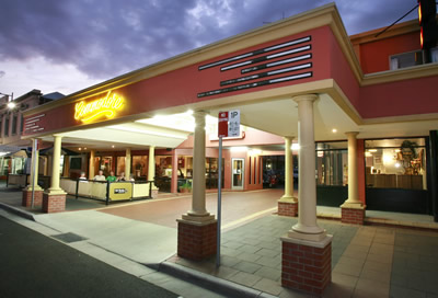 The Commodore Motor Inn - Accommodation Rockhampton