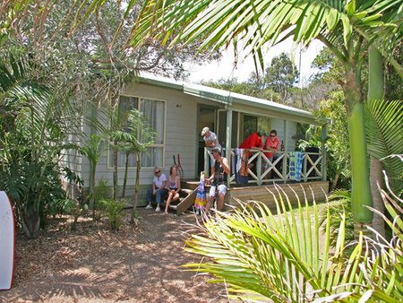 One Mile Beach Holiday Park - Accommodation Rockhampton