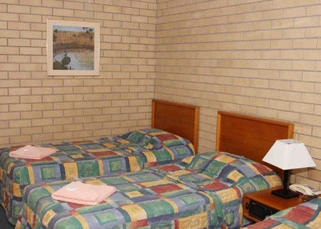 Gunsynd Motor Inn - Accommodation Rockhampton