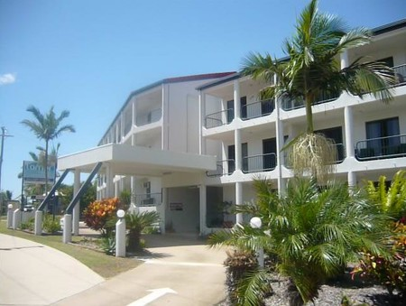 L'Amor Holiday Apartments - Accommodation Rockhampton