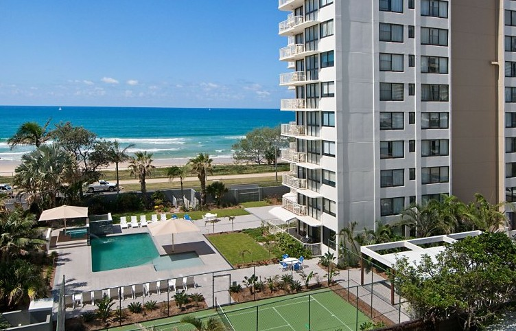 Boulevard Towers - Accommodation Rockhampton
