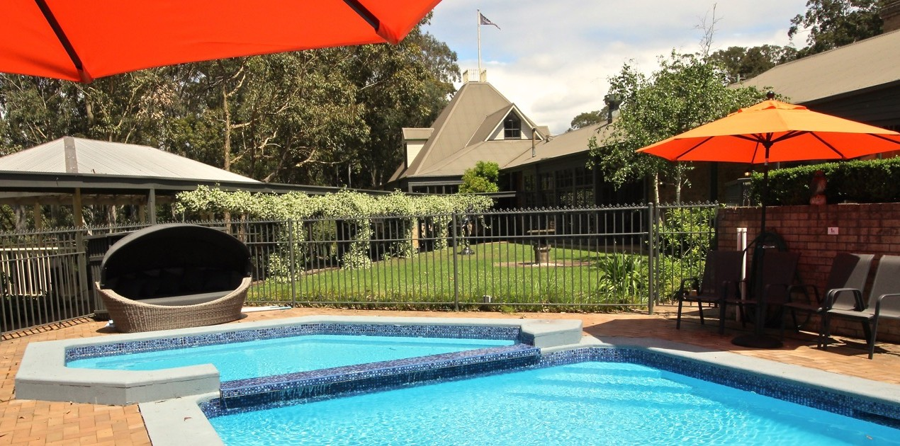 Lincoln Downs Resort  Spa - Accommodation Rockhampton