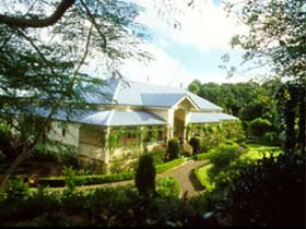 The Falls Rainforest Cottages - Accommodation Rockhampton