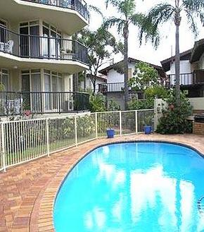 Bayview Beach Holiday Apartments - Accommodation Rockhampton