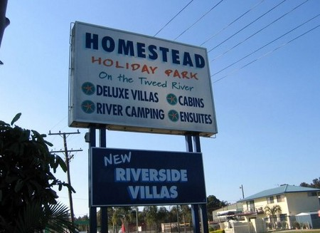 Homestead Holiday Park - Accommodation Rockhampton