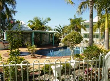 Reef Adventureland Motor Inn - Accommodation Rockhampton