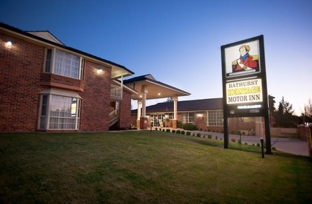 Bathurst Heritage Motor Inn - Accommodation Rockhampton