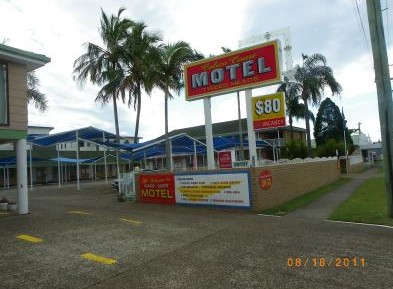 Calico Court Motel - Accommodation Rockhampton